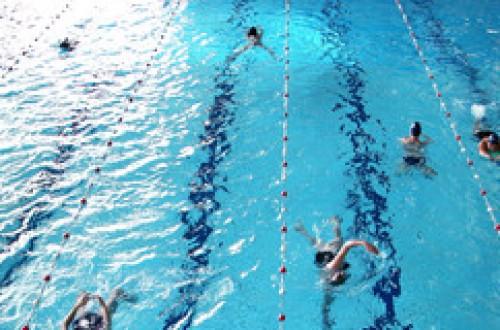 Zwembad de kwakel sportstad utrecht