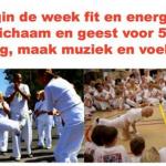 Capoeira voor 50+