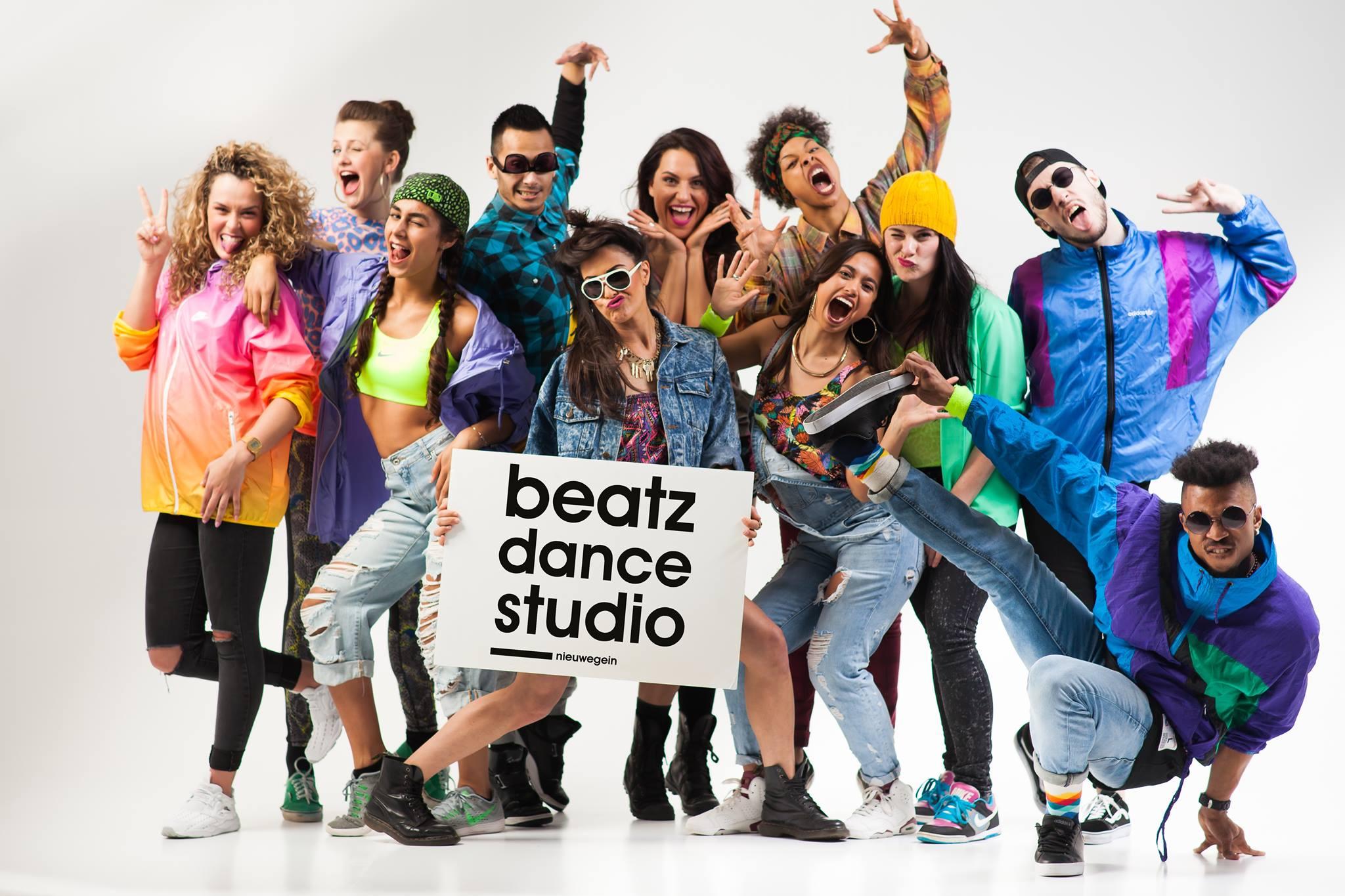 Logo Beatz Dance Studio