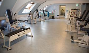 Logo Stichting Academie Instituut fysiotherapie