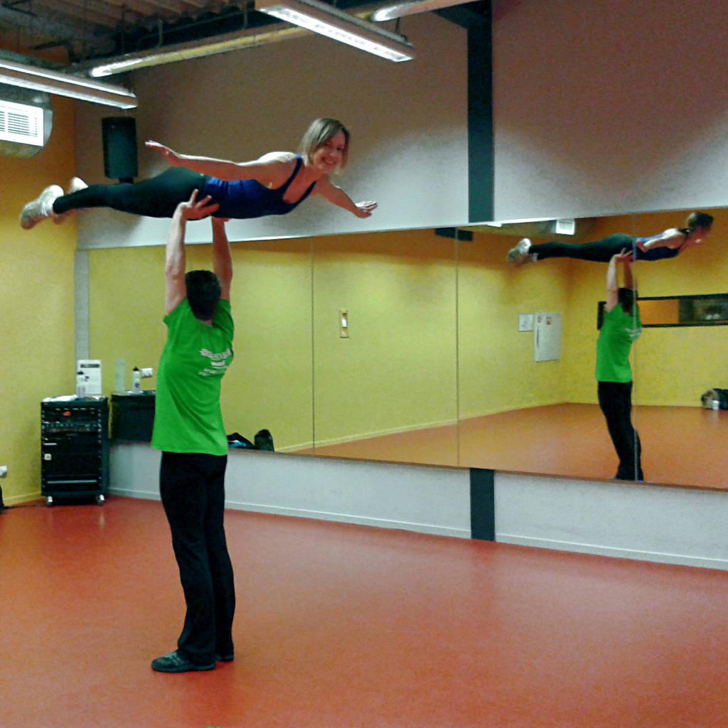 Introductiecursus acrobatisch dansen